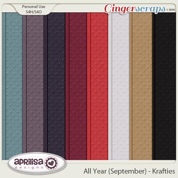 All Year {September} - Krafties