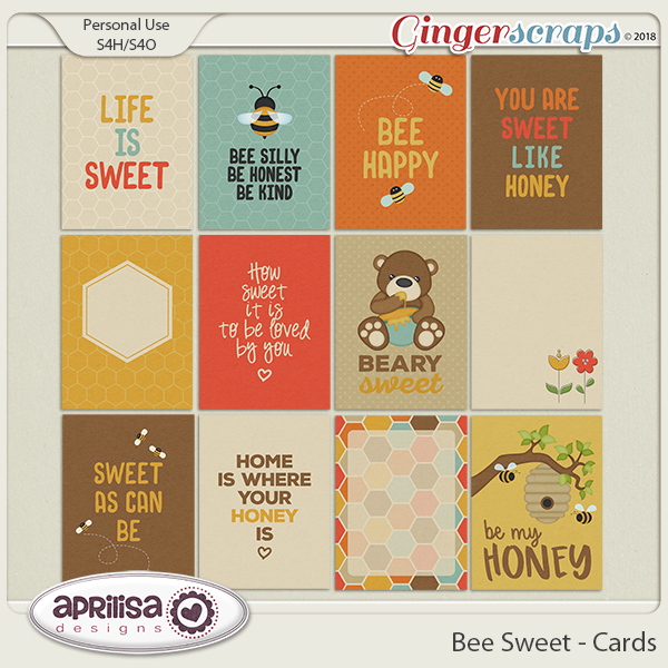 Bee Sweet - Cards