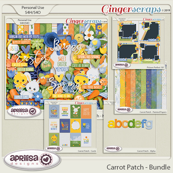 Carrot Patch - Bundle by Aprilisa Designs