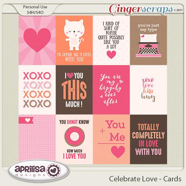 Celebrate Love - Cards