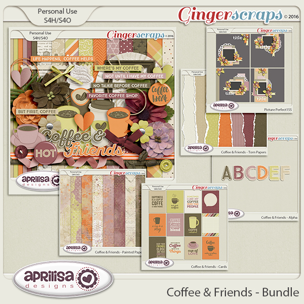 Coffee & Friends - Bundle