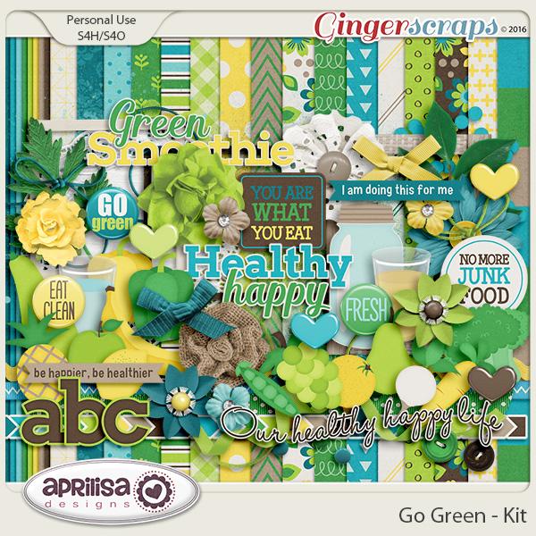 Go Green - Kit