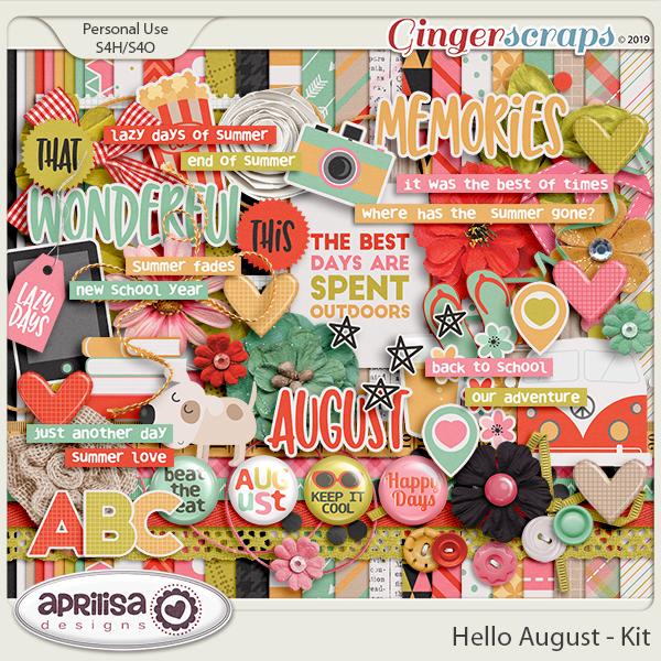 Hello August - Kit
