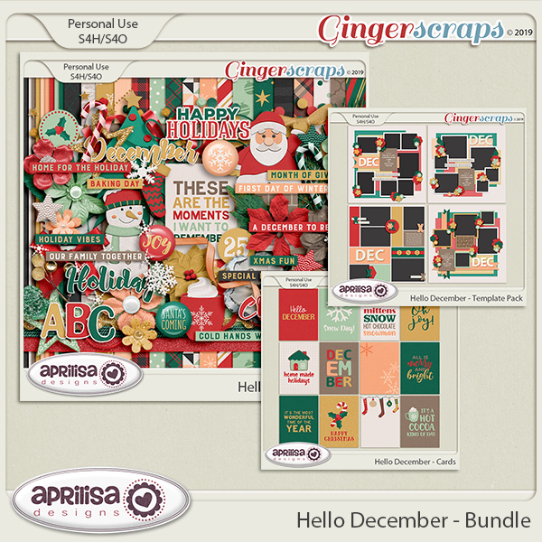 Hello December  - Bundle