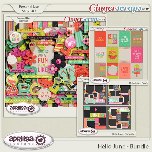 Hello June - Bundle