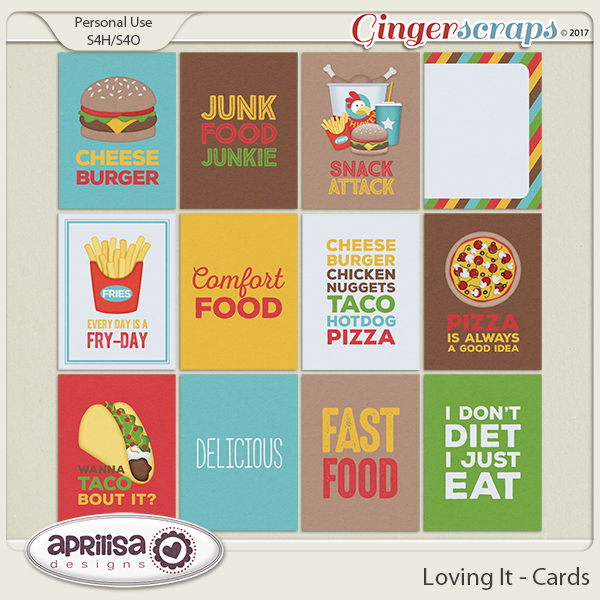 Loving It - Cards