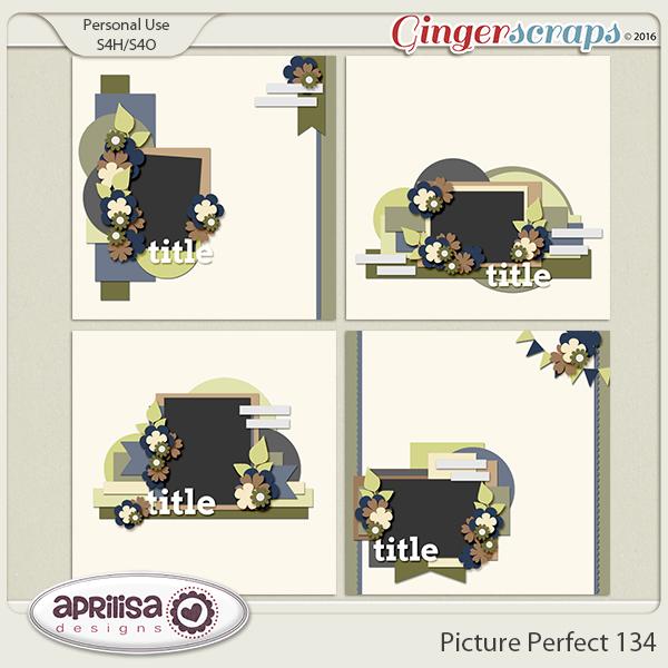 Picture Perfect 134 by Aprilisa Designs