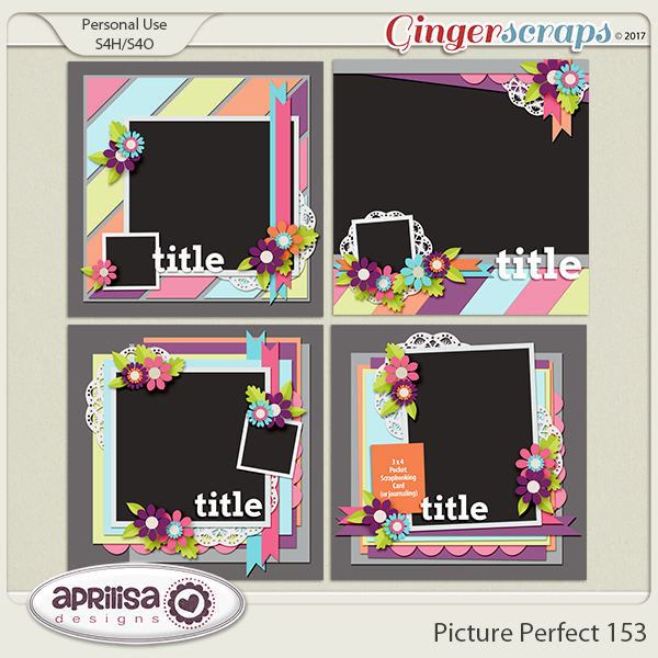 Picture Perfect 153 by Aprilisa Designs