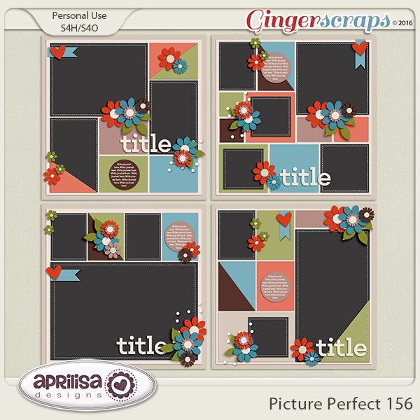 Picture Perfect 156 by Aprilisa Designs