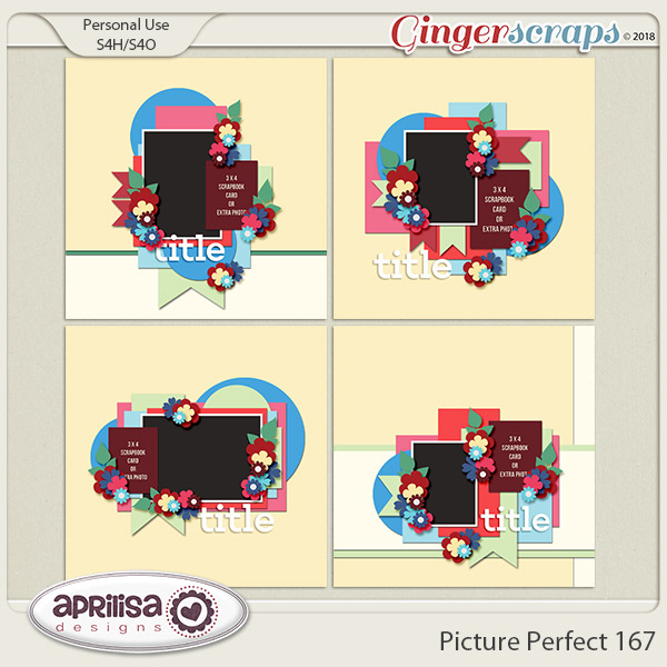 Picture Perfect 167 by Aprilisa Designs