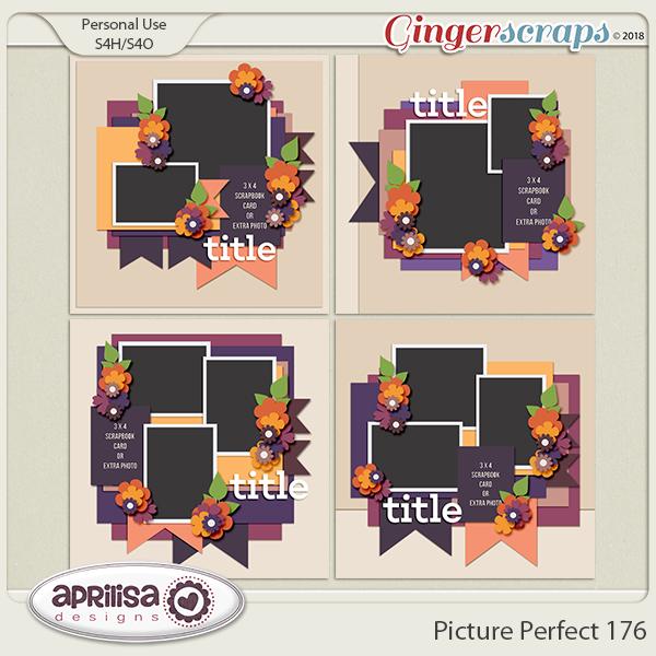 Picture Perfect 176 by Aprilisa Designs