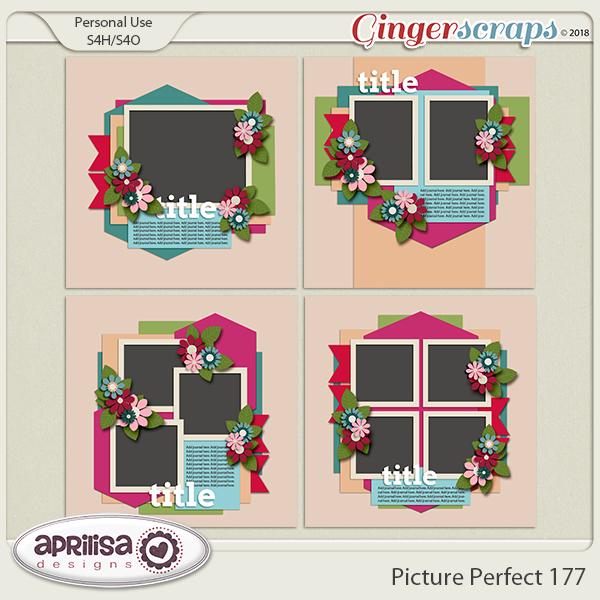 Picture Perfect 177 by Aprilisa Designs
