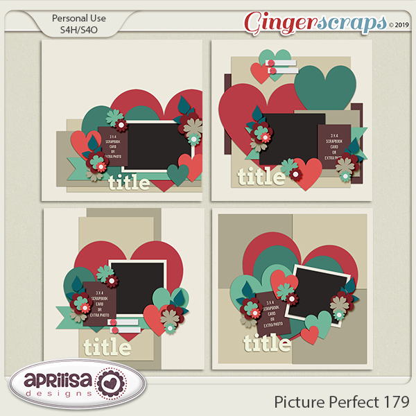Picture Perfect 179 by Aprilisa Designs