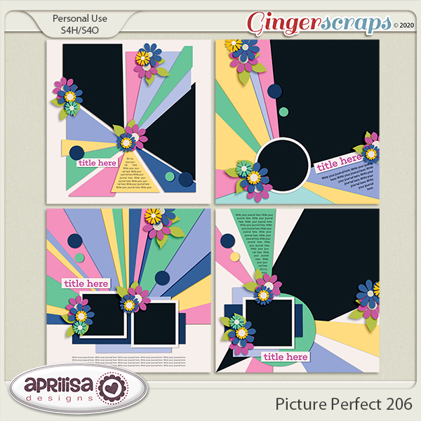 Picture Perfect 206 by Aprilisa Designs