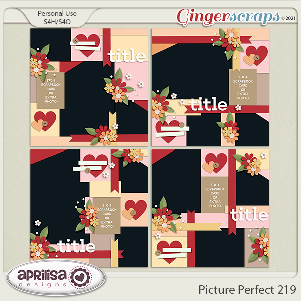 Picture Perfect 219 by Aprilisa Designs