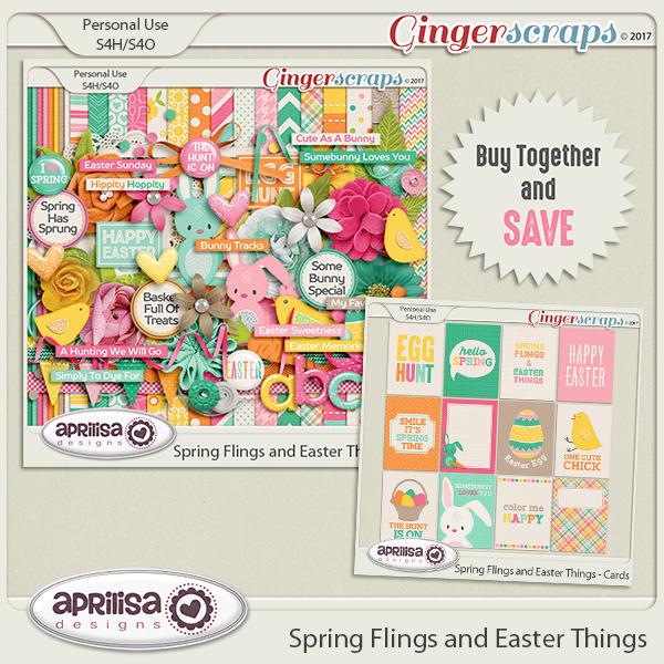 Spring Flings And Easter Things - Bundle