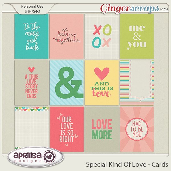 Special Kind Of Love - Cards