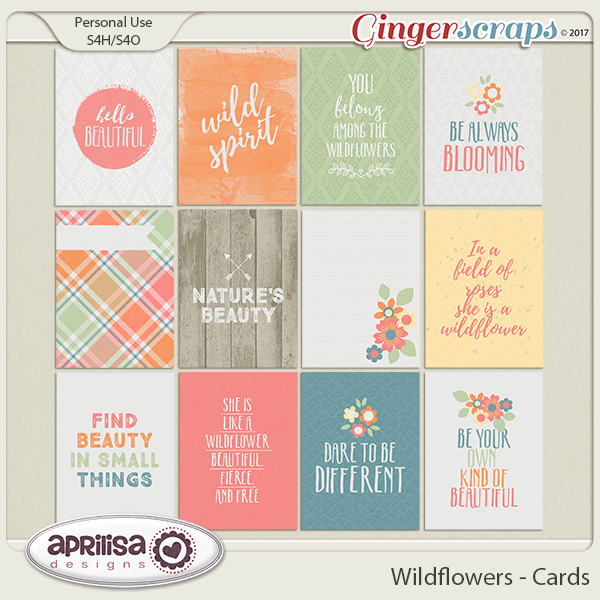 Wildflowers - Cards