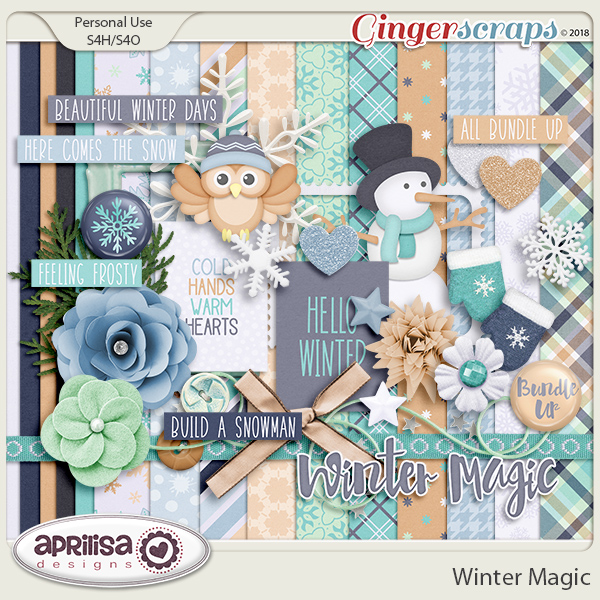 Winter Magic - Mini Kit