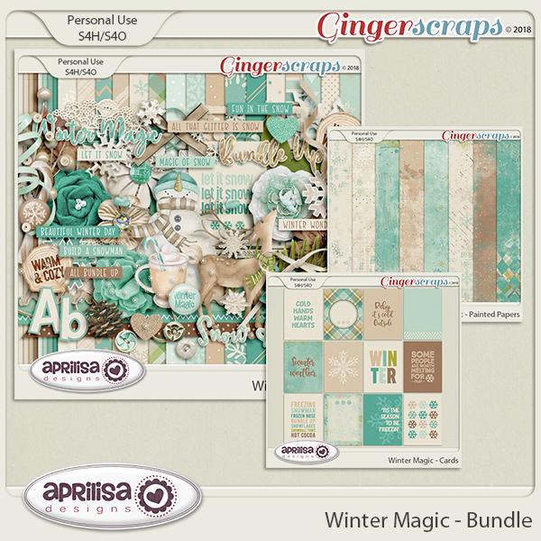Winter Magic - Bundle