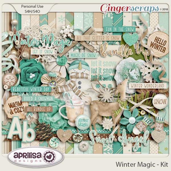 Winter Magic - Kit