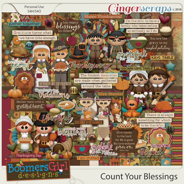 Count Your Blessings by BoomersGirl Designs