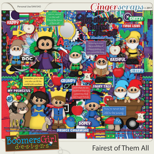 Fairest of Them All by BoomersGirl Designs