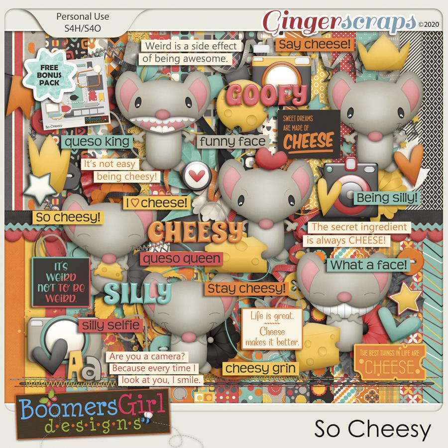 So Cheesy by BoomersGirl Designs