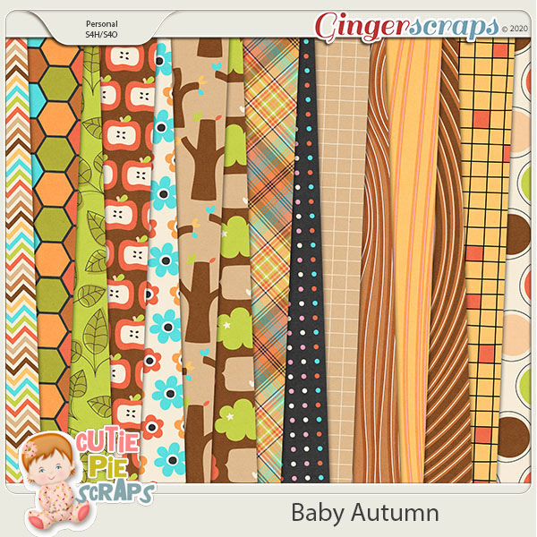 Baby Autumn-Extra Papers