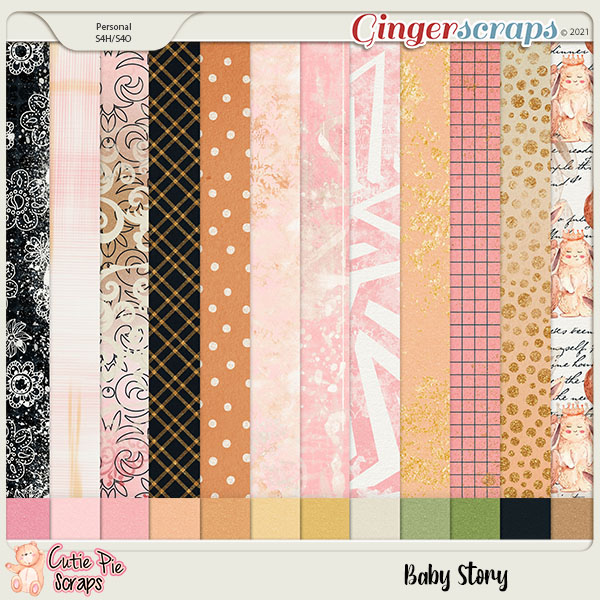 Baby Story Papers