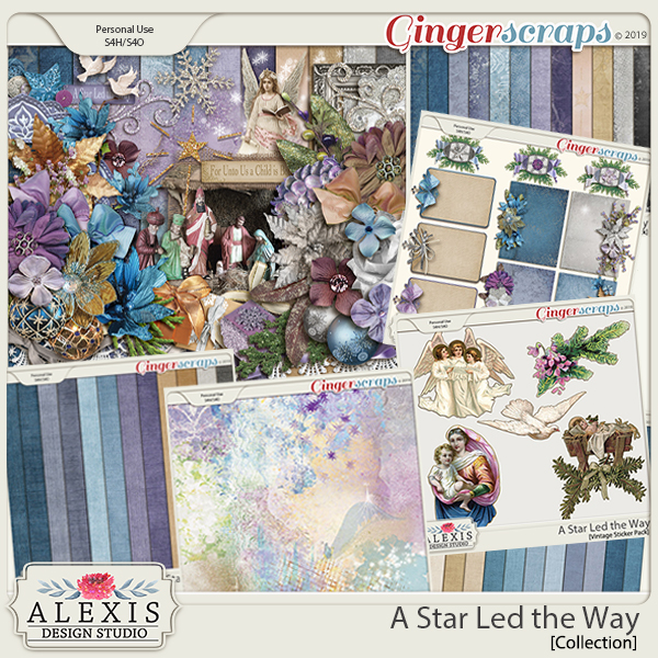 A Star Led the Way - Collection (Limited Time)