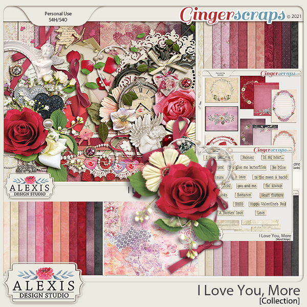 I Love You, More - Collection (Limited Time)