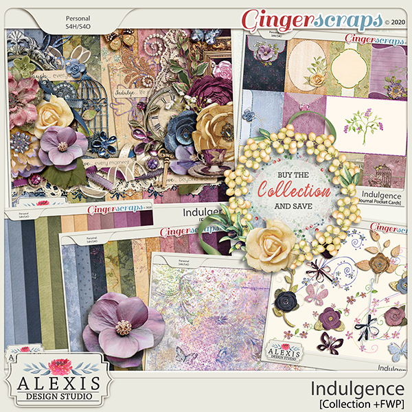 Indulgence - Collection +FWP