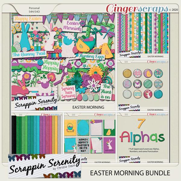 Easter Morning {Bundle}