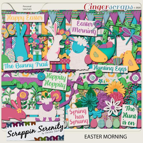 Easter Morning {Kit}