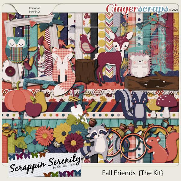 Fall Friends {The Kit}