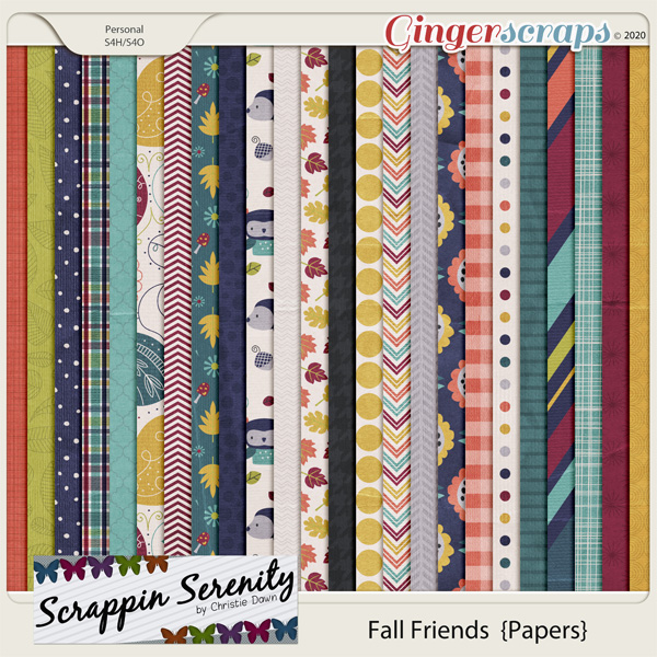 Fall Friends Papers