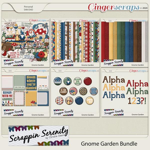 Gnome Garden {Bundle}