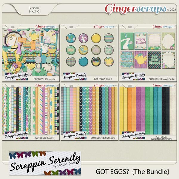 Got Eggs? {The Bundle}