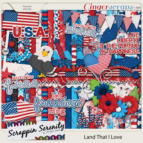 Land That I Love {The Kit}