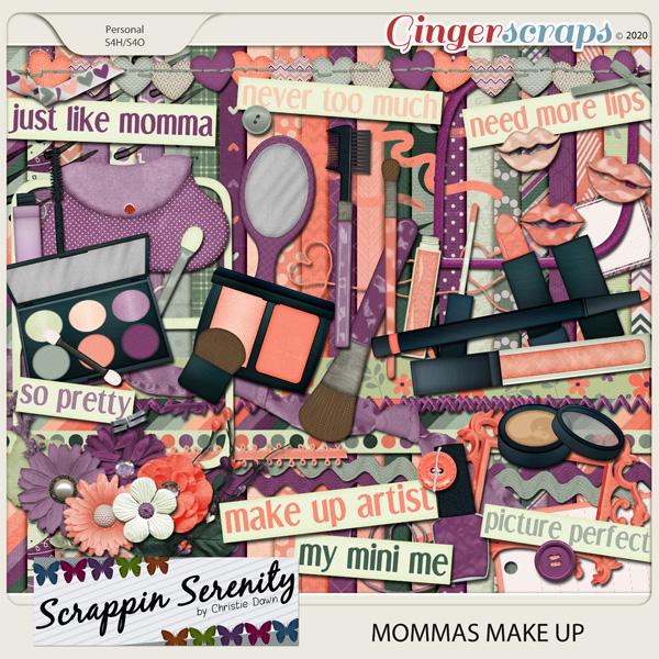 Mommas Makeup {The Kit}