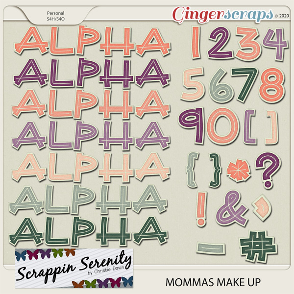 Mommas Makeup Alphas