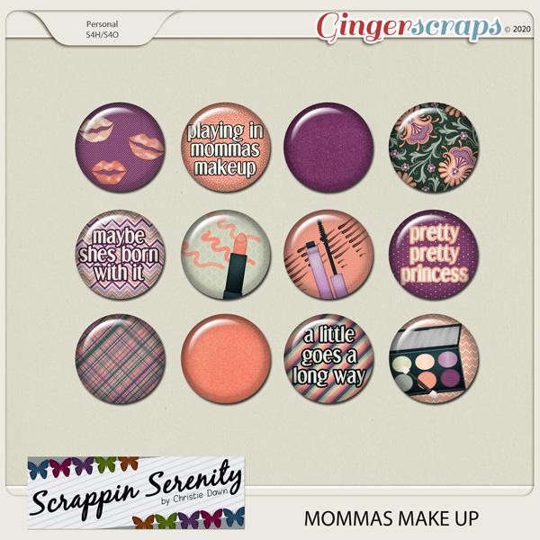 Mommas Makeup Flairs