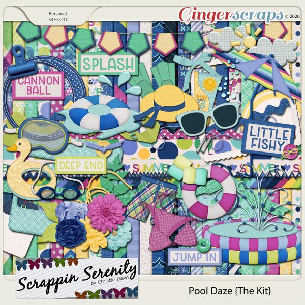 Pool Daze {The Kit}