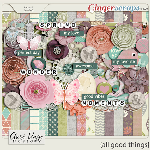 All Good Things by Chere Kaye Designs