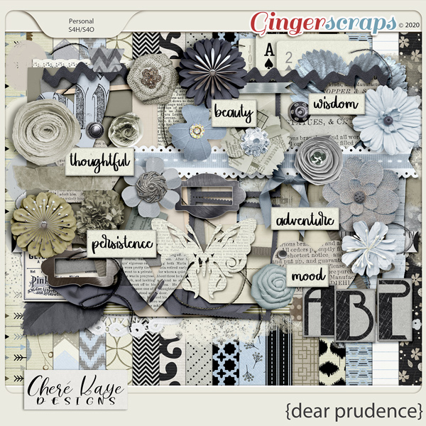 Dear Prudence by Chere Kaye Designs
