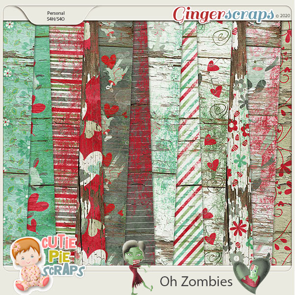 OH Zombies-Wood Papers