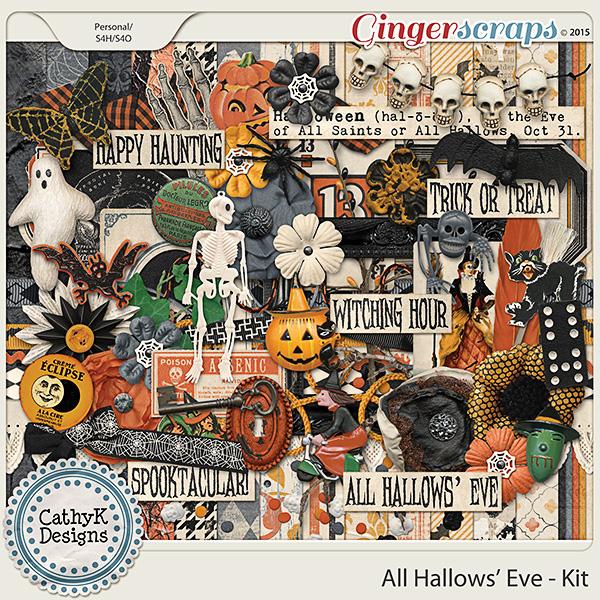 All Hallows' Eve - Kit