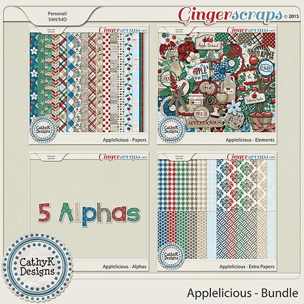 Applelicious - Bundle