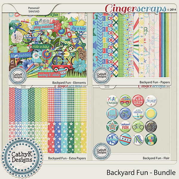Backyard Fun - Bundle